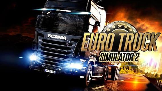 Euro Truck Simulator 2 Original Steam Key Envio Digital