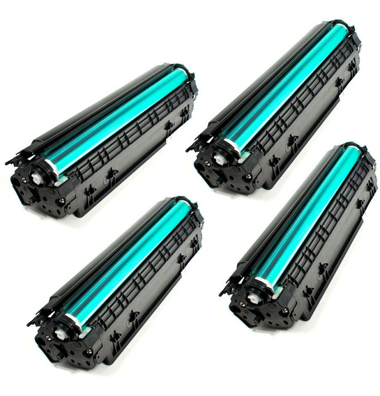 4pçs Toner Compatível Marca Premium Para Uso Em P1102 P1102w