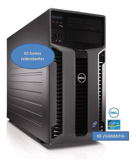 Servidor Dell Poweredge T610 16gb Hd 300gb Promoção