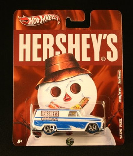 64 gmc Panel * Hershey De Miniaturas * Hershey De Hot Whee