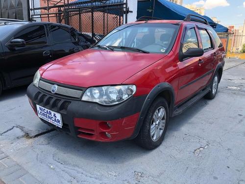 Palio Weekend Adv 2006 Motor 1.8*