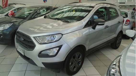 Ford Ecosport 2018 Consulta Por Financiamiento Khhx95