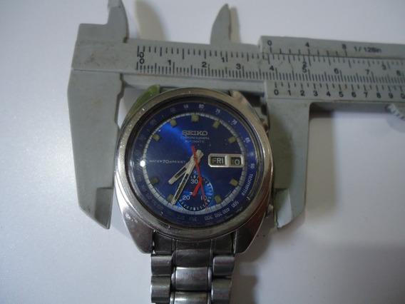 Relogio Seiko Chronograph Automatic 6139-b