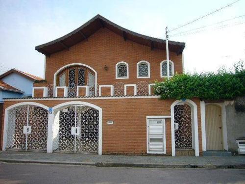 Casa Residencial À Venda, Vila Jundiainópolis, Jundiaí - Ca0070. - Ca0070