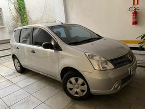 Nissan Livina 1.6 S Flex 5p 2011