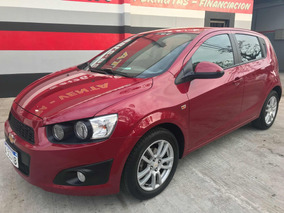 Chevrolet Sonic 1.6 Lt Mx 5 P 2016