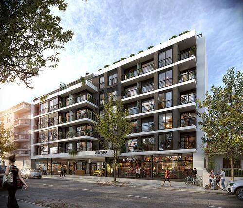 Venta Apartamento La Blanqueada 1 Dormitorio Terraza
