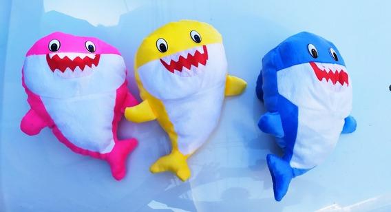 Baby Shark De Pelúcia Antialérgico