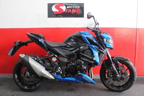 Suzuki Gsx S Gsxs Gsx-s 750 Abs 2020 Azul