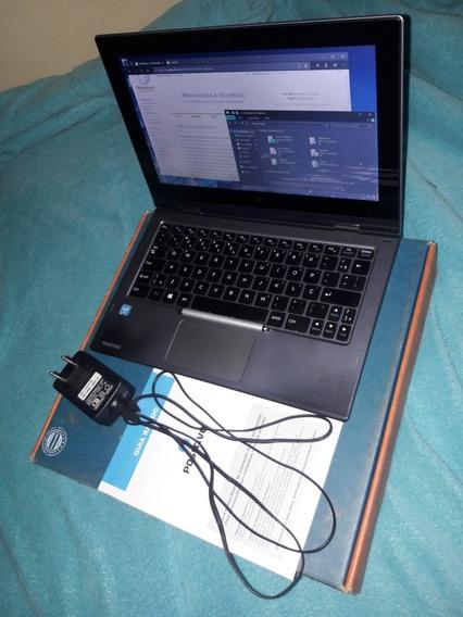 Notebook Positivo Duo Zr3630 Intel Celeron + 4gb Ram + 11,6