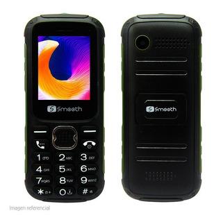 Teléfono Celular Básico Smooth Snap Amigo 2