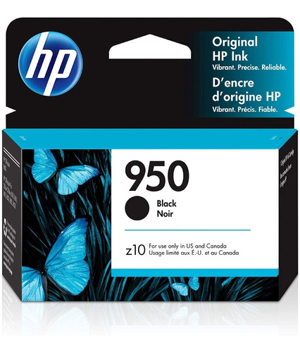 Cartucho Hp 950 Cn049al Original!!! (11/18) Ref. 25
