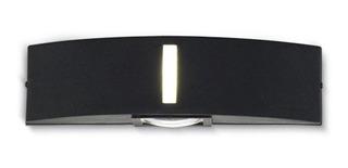 Lámpara de pared Faroluz 4310 negra 1 unidad