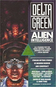 Livro Delta Green Alien Intelligence - Kruger & Tynes, Eds.!