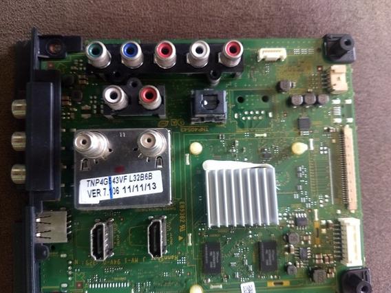 Kit Placas Tv Panasonic Tc-l32b6b