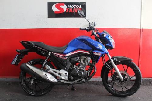 Imagem 1 de 11 de Honda Cg 160 Titan 160 Cg Titan 160 2021 Azul