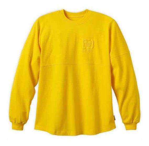 Disney Parks Walt Disney World Yellow Spirit Jersey Envío
