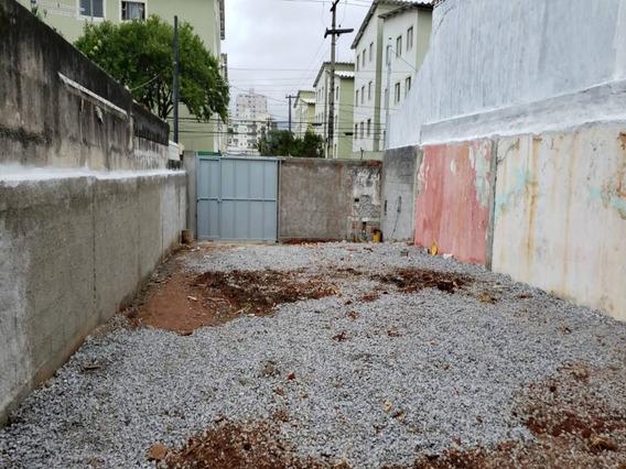 Terreno No Bairro Rudge Ramos Em Sao Bernardo Do Campo - L-27669