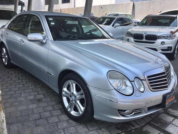 Mercedes-benz Clase E E500 Blindado