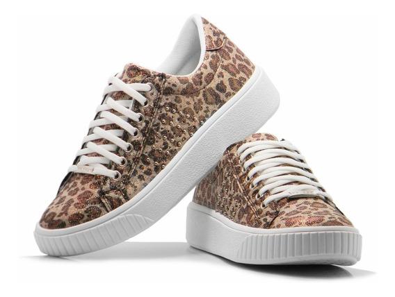 Zapatos Zapatillas Sneaker Full Savage Mujer Urbana Moda