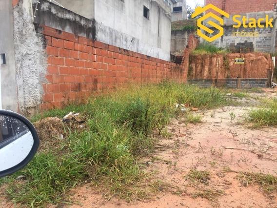 Ótimo Terreno Localizado Em Várzea Paulista, No Bairro Jardim Bahia 1, Pronto Para Construir, Contendo 175 M², Sendo 7 De Frente Por 25 De Fundos - Te00513