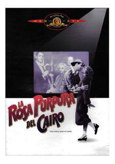 La Rosa Púrpura Del Cairo - Mgm - Dvd Zona 4 - Woody Allen