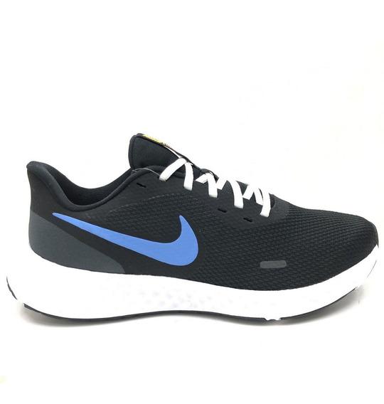 Tênis Nike Esporte Revolution 5 Preto Masculino