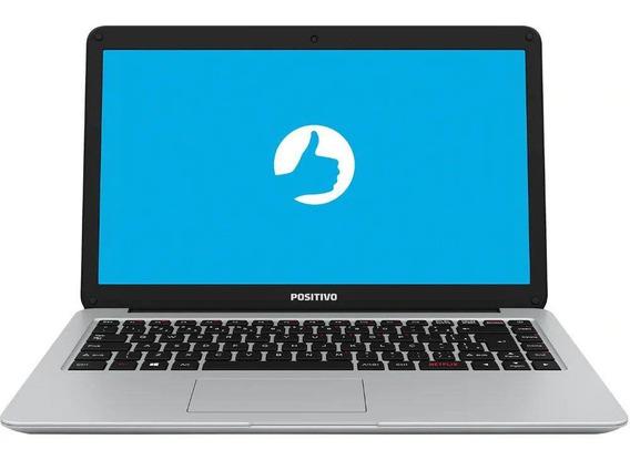 Notebook Positivo Motion C41tai Celeron 4gb Hd1tb 14 W10pro