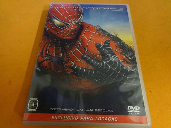 Dvd Homem Aranha 3 Original Filme
