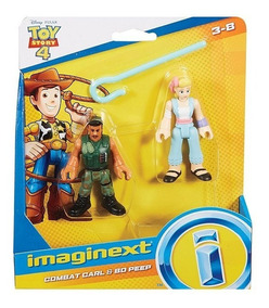Imaginext Disney Pixar Toy Story 4 Betty E Combatente