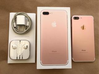iPhone 7 Plus 128gb Rose Usado - Praticamente Novo