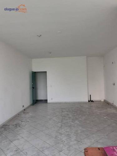 Sala Para Alugar, 40 M² Por R$ 750,00/mês - Jardim Satélite - São José Dos Campos/sp - Sa0542