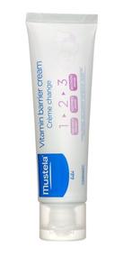 Mustela Bébé Creme Vitaminado Preventivo 123 55g Blz