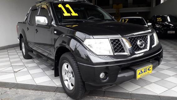 Nissan Frontier 2011 2.5 Le Cab. Dupla 4x4 Aut. 4p