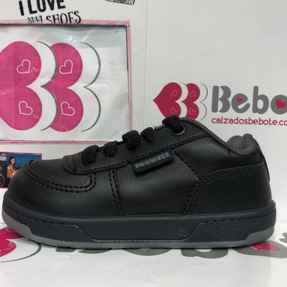 Zapatillas Escolares Prowess Con Cordon