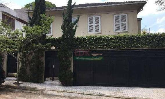 Casa Com 4 Dormitórios À Venda, 490 M² Por R$ 3.000.000- Jardim Vitória Régia - São Paulo/sp - Ca1729