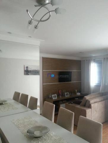 Apartamento Com 2 Dormitórios À Venda, 57 M² Por R$ 360.000 - Vila Carrão - São Paulo/sp - Ap4212