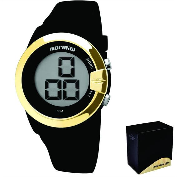 Relógio Mormaii Feminino Original C/garantia Nf Mo13001/8p