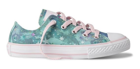 Zapatillas Converse Ct All Star Galaxy Jr Niños Abc Deportes