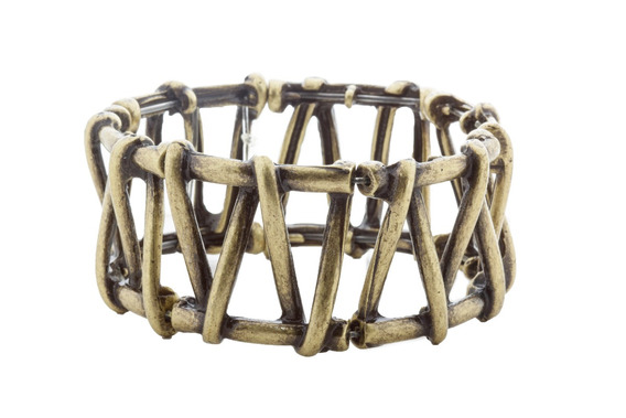 Bracelete Moama Ouro Velho - Unico