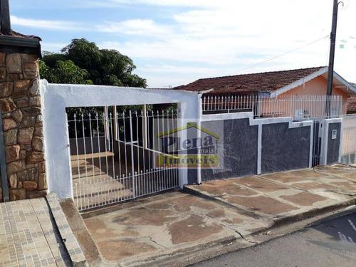Imagem 1 de 21 de Casa Com 1 Dormitório À Venda, 70 M² Por R$ 220.000,00 - Jardim Conceição (nova Veneza) - Sumaré/sp - Ca4274