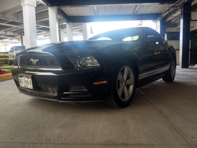 Ford Mustang 3.7 Coupe Lujo V6 At 2014 Somos Agencia