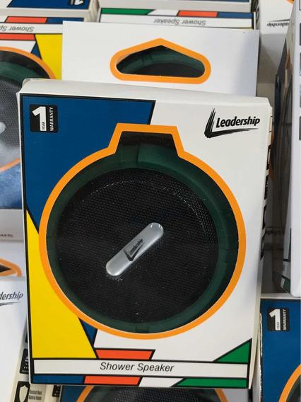 Caixa De Som Bluetooth Rádio Fm P/ Banho Shower Speaker