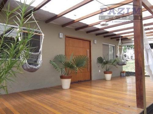 Casa Com 3 Dormitórios À Venda, 200 M² Por R$ 1.250.000,00 - Condomínio Vale Da Santa Fé - Vinhedo/sp - Ca1775