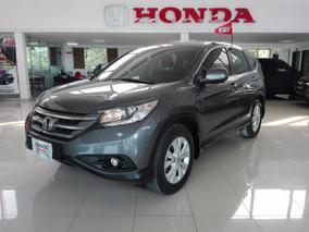 Honda Cr-v Ex Modelo 2013 Metalico Radiante