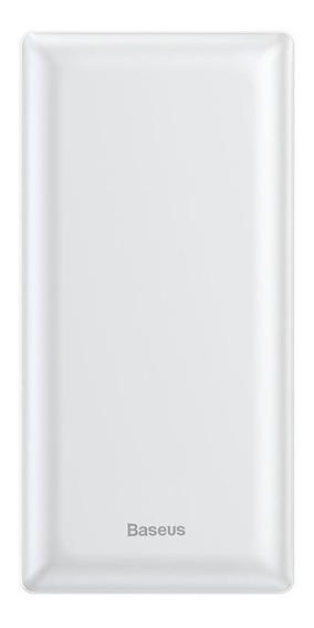 Carregador Portátil Baseus Mini Ja 2 Usb + 2 Usb-c + Mini Usb 20000mah