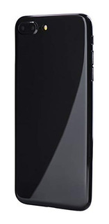 Funda Silicona Jetblack Negro Mate Privacidad iPhone Samsung Galaxy Moto Sony Lg Huawei Zte Alcatel M4 Elige Modelo Cel
