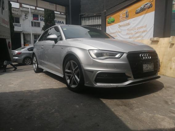 Audi A3 1.8t S-line 2014 En Excelente Estado