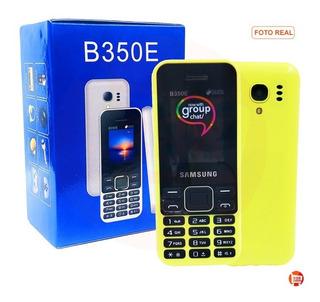 Telefono Basico Celular Samsung B350e Doble Sim Liberado