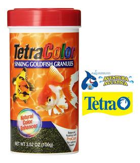 Tetracolor Goldfish Granules 250 Ml Alimento Peces Acuario